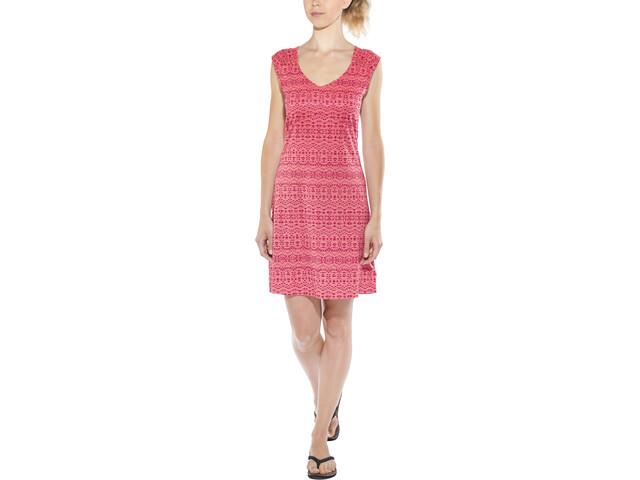 buy online 523a2 871ce Marmot Annabelle Vestito Donna rosso
